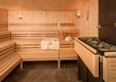 The Warren Sauna