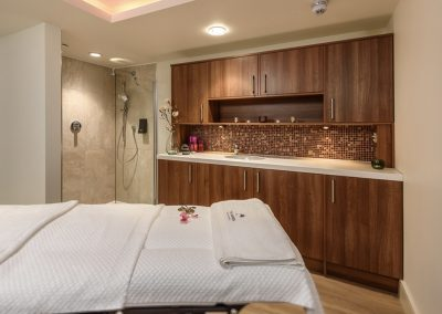 The Warren Spa - Massage Area
